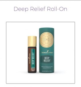 deep relief essential oil young living francey jesson
